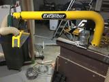 Excalibur Table Saw Vacuum Arm