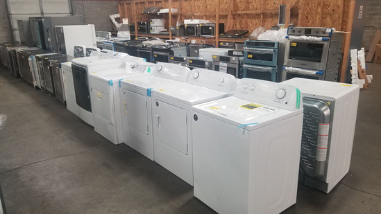 Appliance Online Only Auction - 15271
