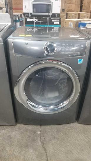 Electrolux Model #EFMG627UTT Gas Dryer