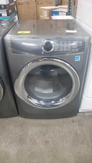 Electrolux Model #EFME627UTT Electric Dryer