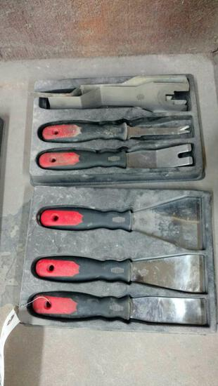 MAC scrappers and trim tools