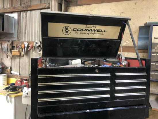 "Cornwell Tool Cabinet top. 42"" wide"