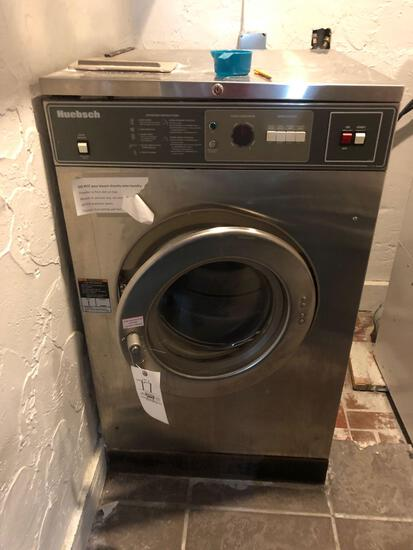 Huebsch Commercial Washer