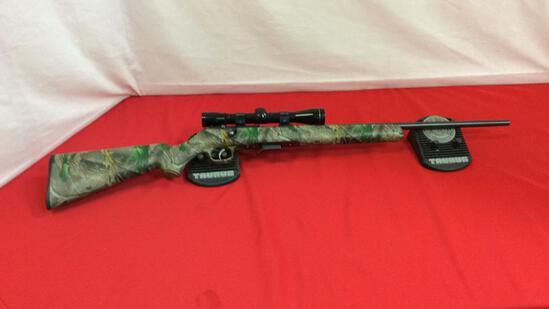 Savage 93R17 Rifle