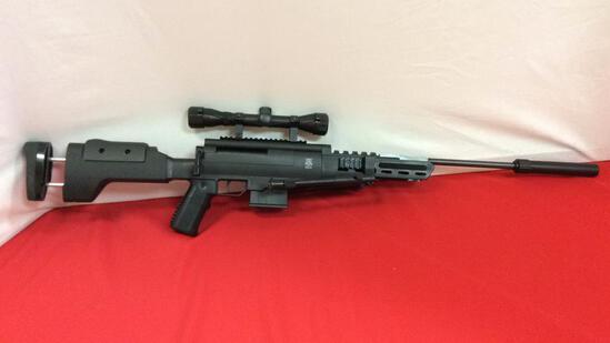 Black Ops Sniper Rifle