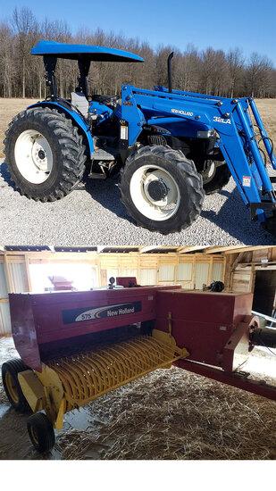 Tractors - Farm Equipment - 15399