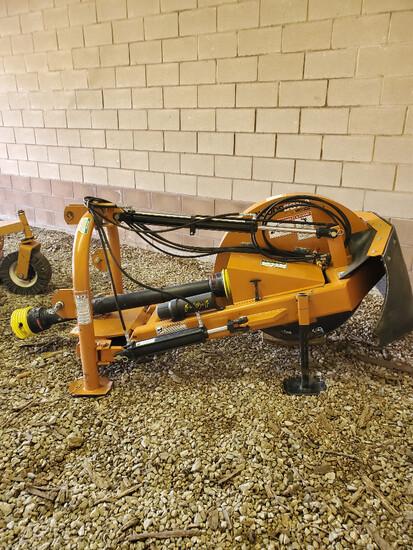 """Woods SG100 36"""" stump grinder, 3pt., PTO"""