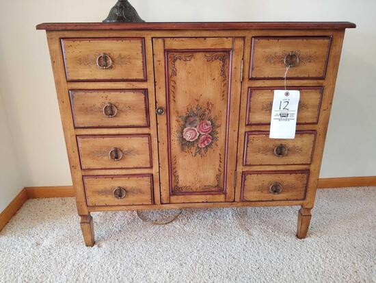 8-Drawer Floral Stand