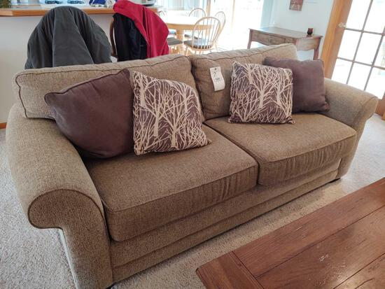 England Inc. Two-Cushion Upholstered Sofa