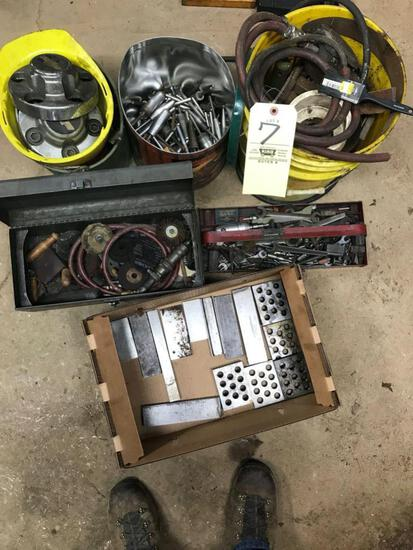 Blocking - tooling - misc hardware