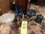 Glassware, carnival,