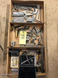 Gauges - blocking and misc machinist tools