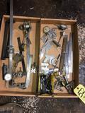 Gauges - rules - machinist tools