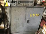 Cabinet-stereo-EDM rods-misc