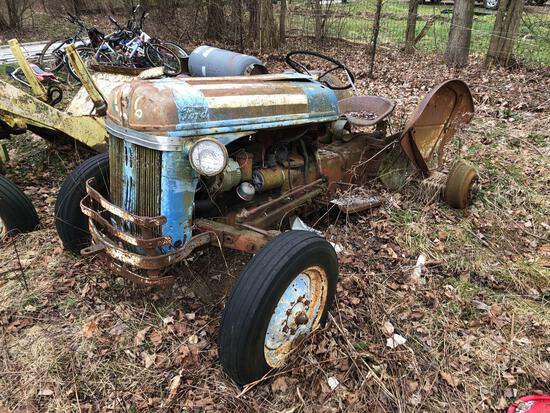 Ford 8N parts tractor