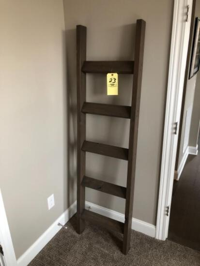Decor Blanket Ladder