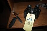 Binoculars - Geneve knife