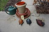 Turtle lights - Planters