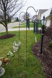 Wind chimes - Plant hooks