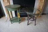 (2) Lamp tables