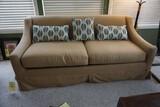 Broyhill 2-cushion sofa
