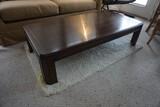 Coffee table - Rug