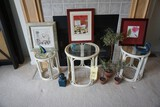 3-pc. table set - Pictures - Art glass paper weights