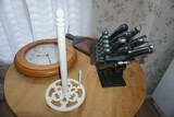 Cutlery set - Clock - Paper towel holder