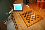 Game board - Electronic picture frame