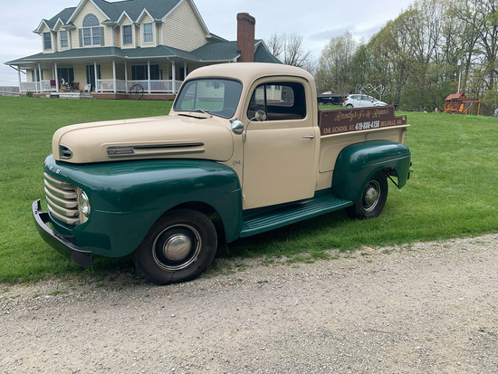 1948 Ford F100 - Vehicles - Equipment - 15801