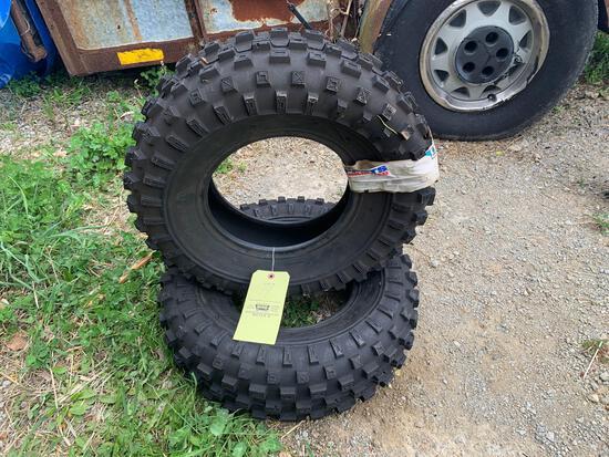 (2) Cheng Shin tire 23.5x8-11