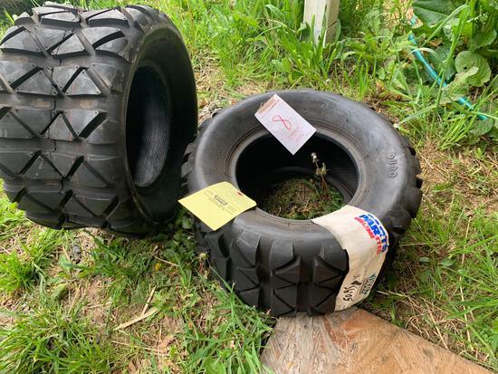 (2) Duro Dune Tire 20x11-10