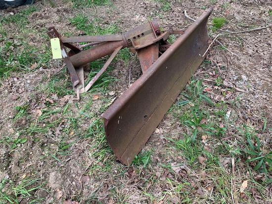John Deere 3pt 6 ft. Blade