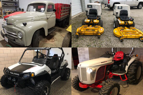 County Auction - May Consignment Auction - 15695