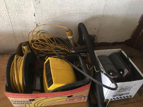 Power Cord-Floor Drying Fan-misc.