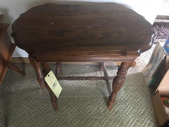 6 leg table