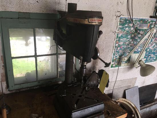 Craftsman 150 bench top Drill press