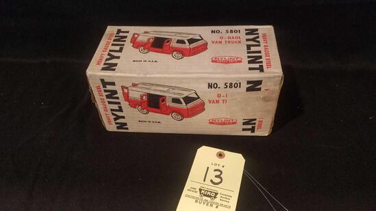 Nylint No. 5801 U-Haul van truck (sealed)