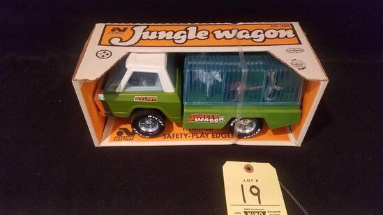 Nylint No. 490 jungle wagon
