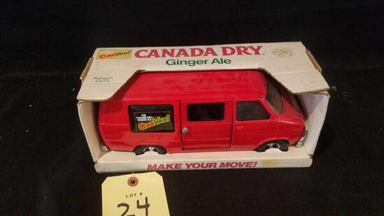 Ertl Canada Dry Ginger Ale van 3902