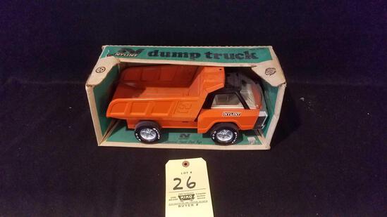 Nylint dump truck no. 460