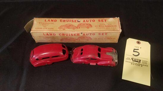 Wyandotte land cruiser auto set