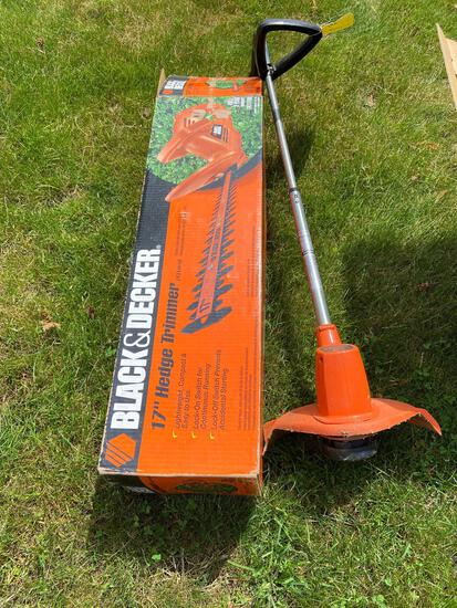 Trimmer and Weed Eater