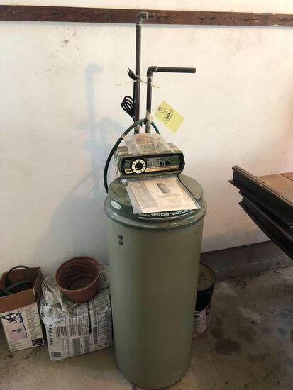 Old Sears water softener