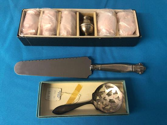 Flatware accessories, Some Sterling