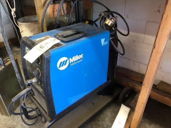 Millermatic 175 230V Wire Welder