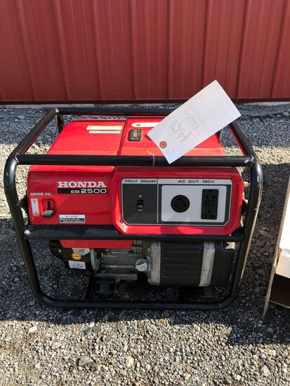 Honda EB 2500 generator
