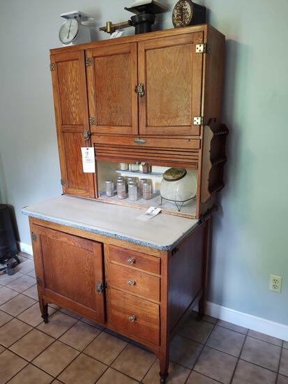Sellers Elwood, Indiana Hoosier Cupboard