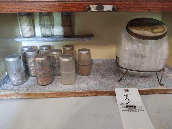 Canister & Spice Set