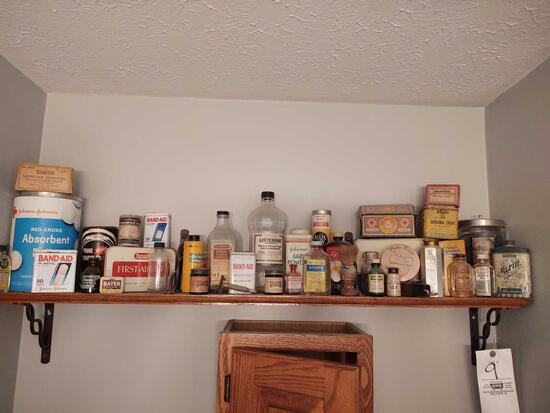 Antique First Aid Items